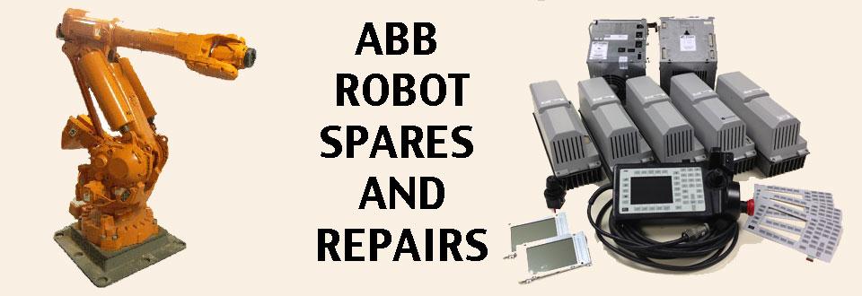ABB Robots Spares & Repairs