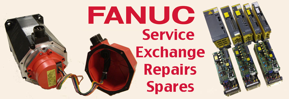 Fanuc Servicing & Repairs