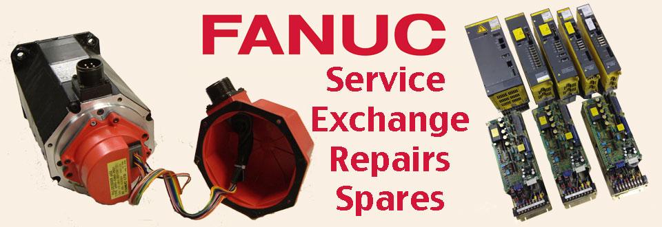 Fanuc Servicing & Repairs