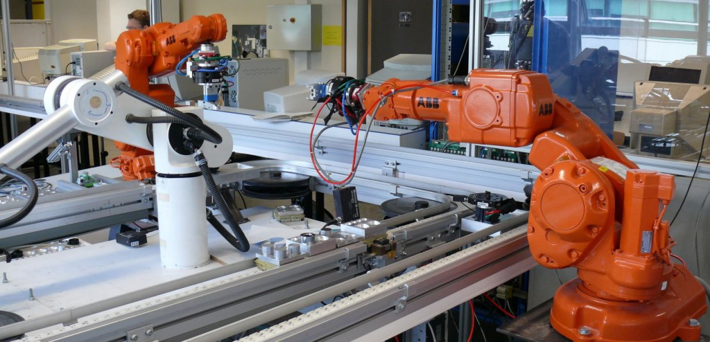 Abb Servo Motors Robot Repairs